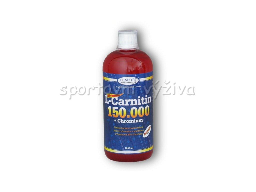 L-Carnitin 150000 + Chromium
