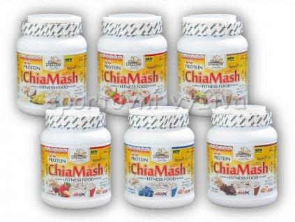 Protein ChiaMash