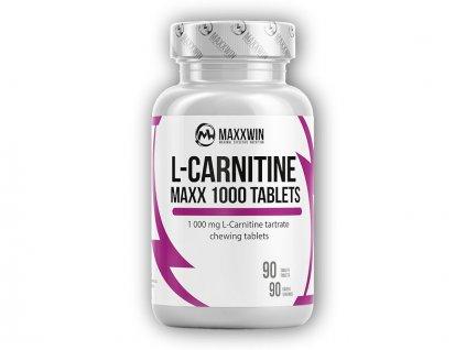 L-Carnitine MAXX 1000 90 tablet