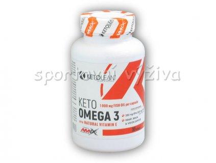 Keto Omega 3 330mg/220mg 30 softgels
