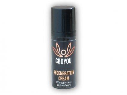 CBD Regeneration cream 750mg 50ml