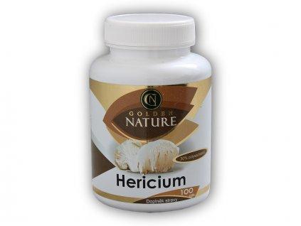 Hericium 30% polysacharidů 100 kapslí
