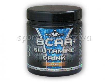 BCAA Glutamine drink