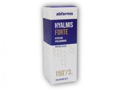 Hyalmis Forte - kysel. hyaluronová 96ml