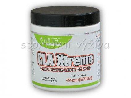 CLA xtreme 1400mg 60 kapslí