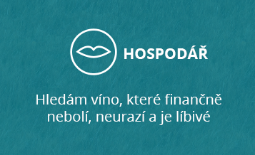 Hospodář - filtr vín