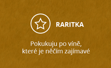 Raritka - filtr vín