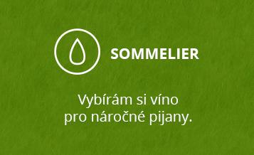 Sommelier - filtr vín