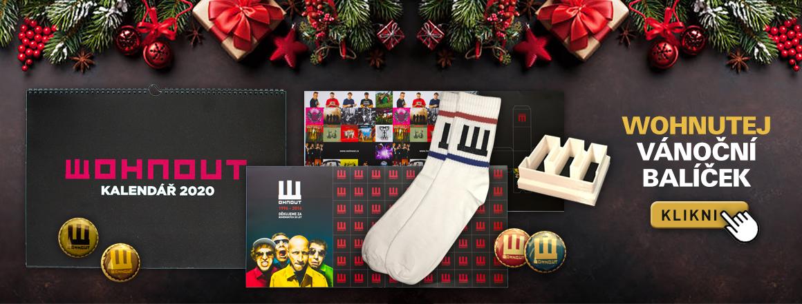 Wánoční balíček 2020