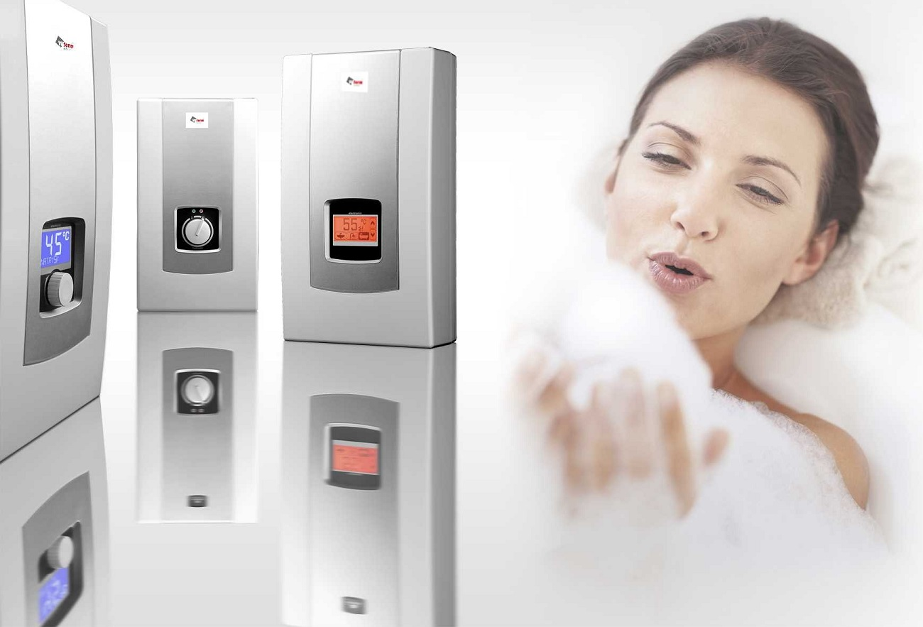 Jak vybrat průtokový ohřívač vody do sprchy