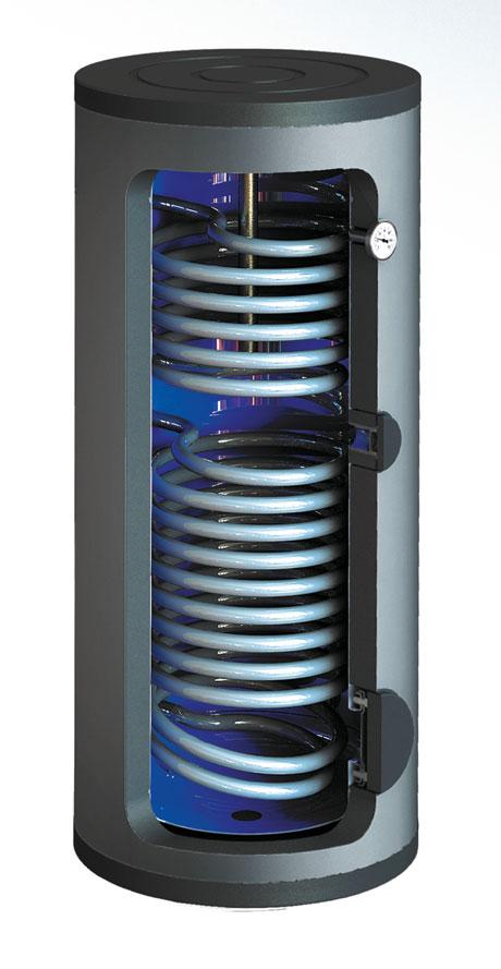 Akumulační bojlery V