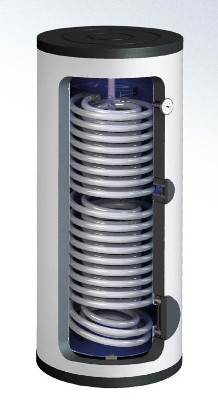 Akumulační bojler VT pro tepelné čerpadlo