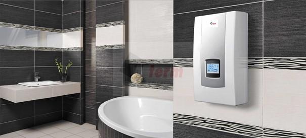 Průtokový ohřívač do sprchy - WTERM