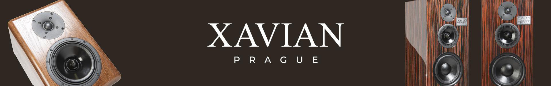 Xavian - hi-fi reprosoustavy