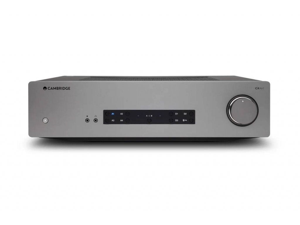 Cambridge Audio CXA61 Front copy