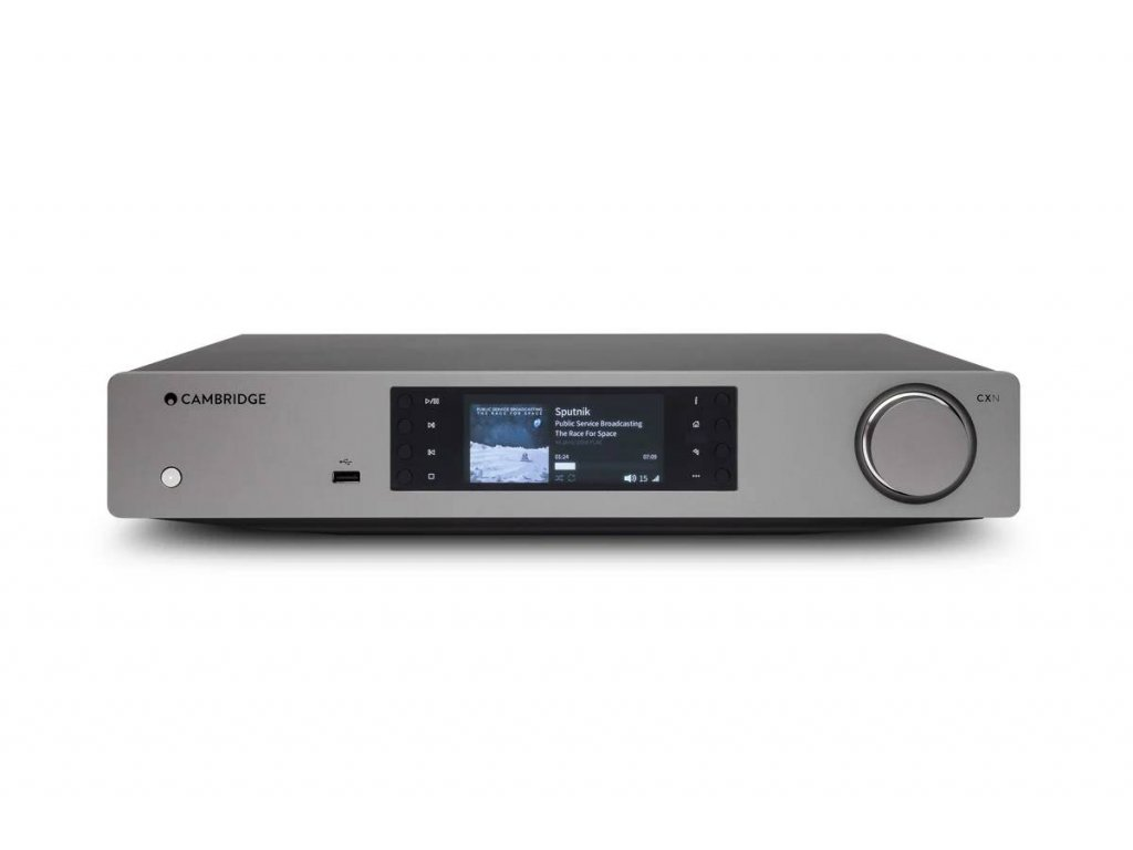 Cambridge Audio CXN Front