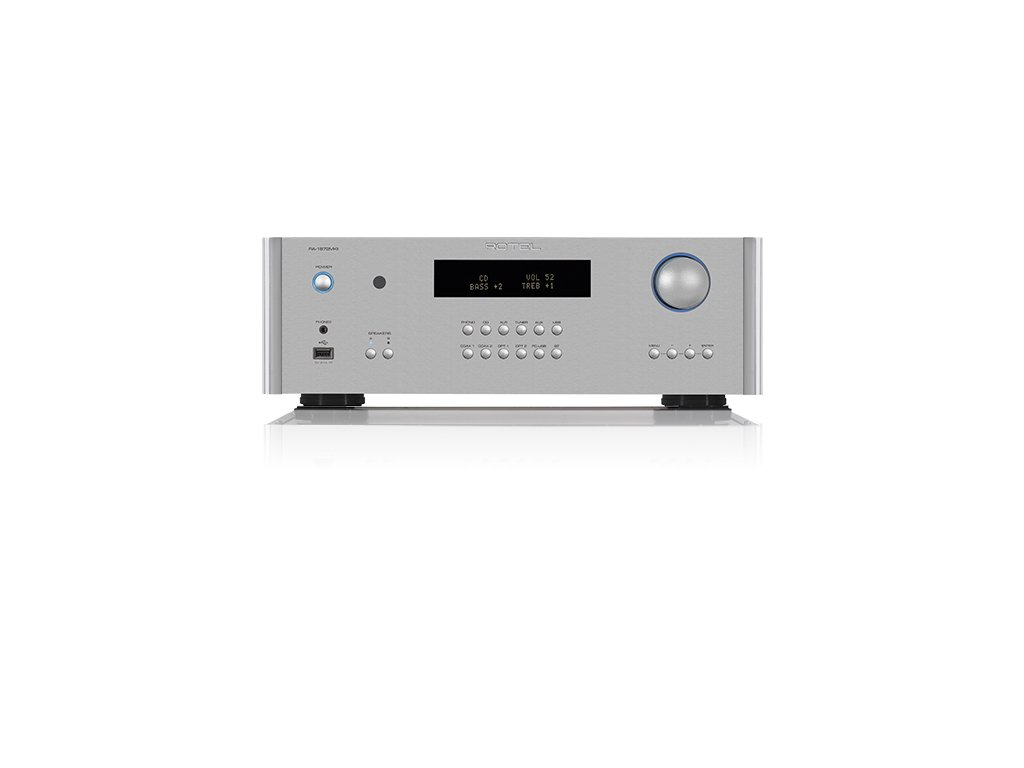 RA 1572MKII silver FRONT