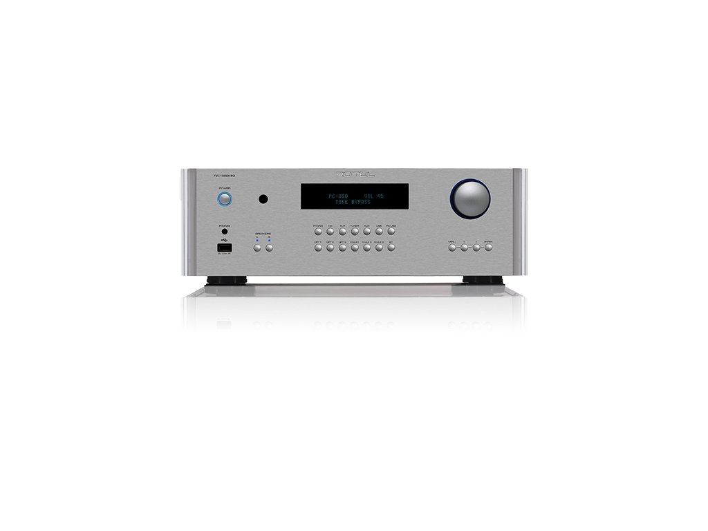 RA 1592MKII silver FRONT