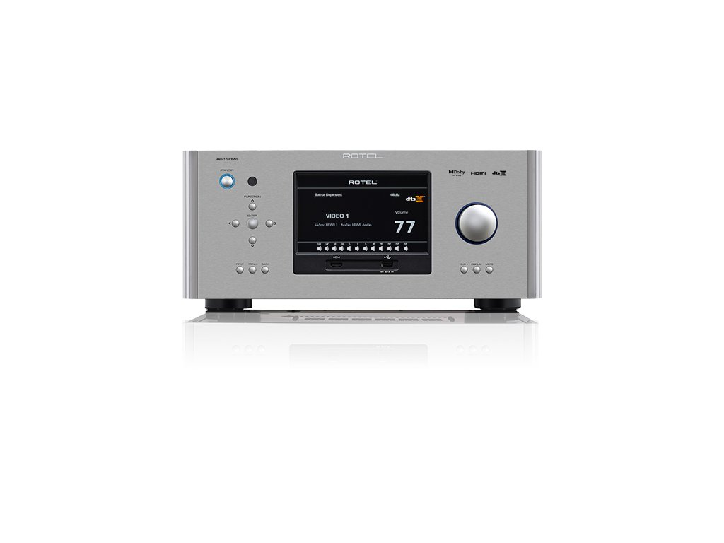 RAP 1580MKII SIL FRONT