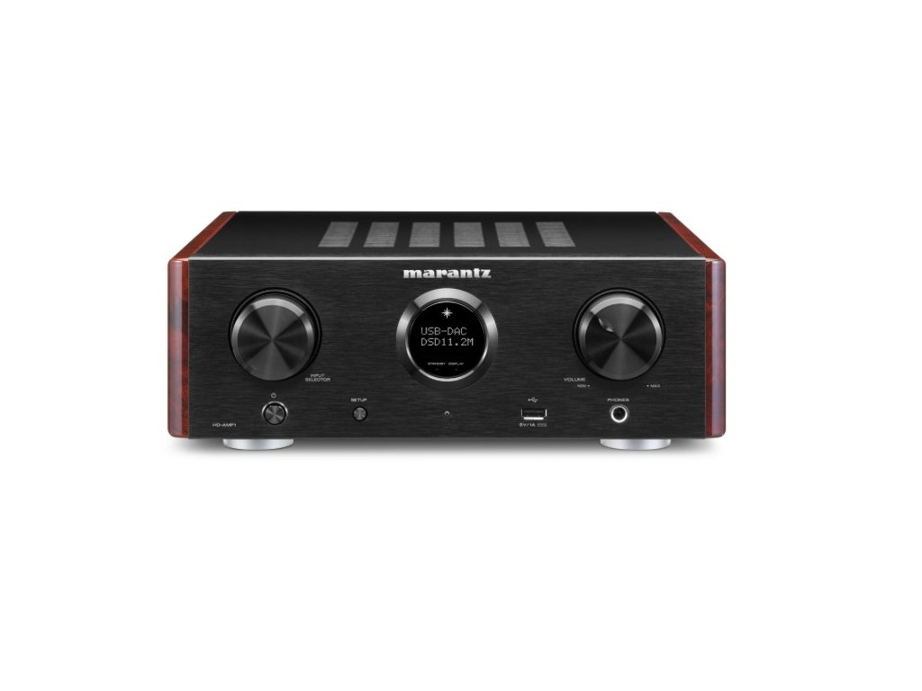 Marantz HDAMP1 Black 1