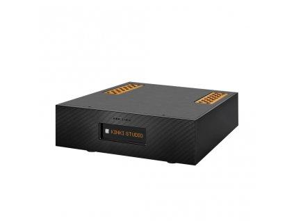 EX-M7 (stereo výkonový zesilovač) - černá