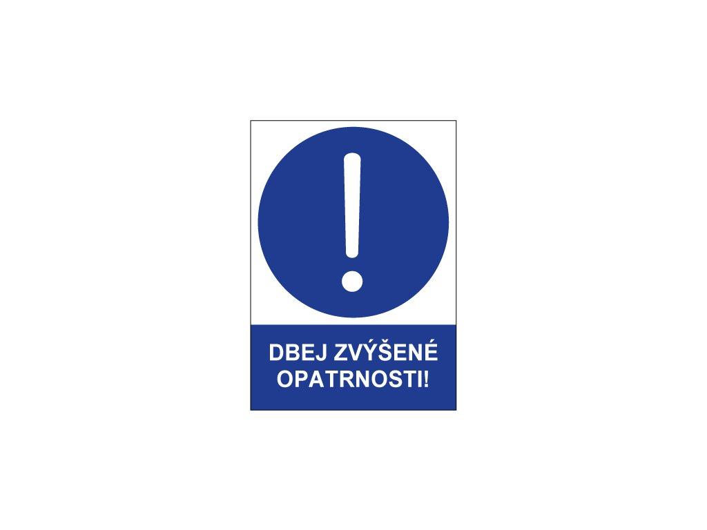 00749 Dbej zvýšené opatrnosti