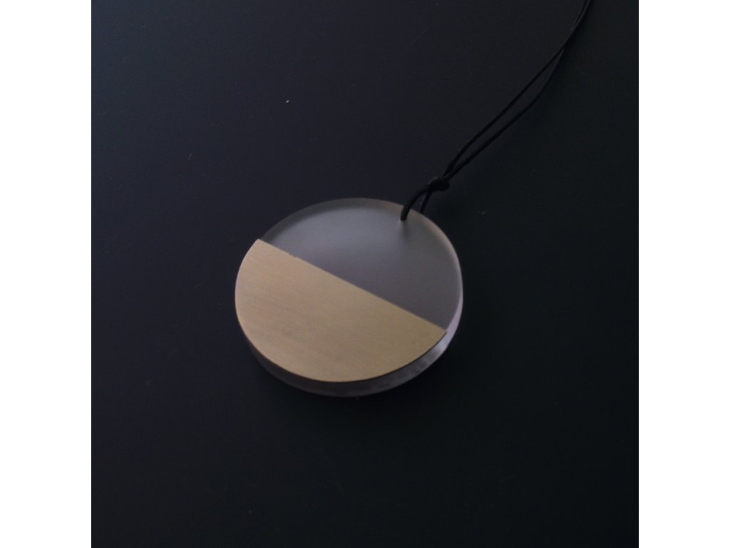 pure / steel // circle small