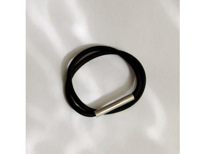 steel/bracelet/elastic