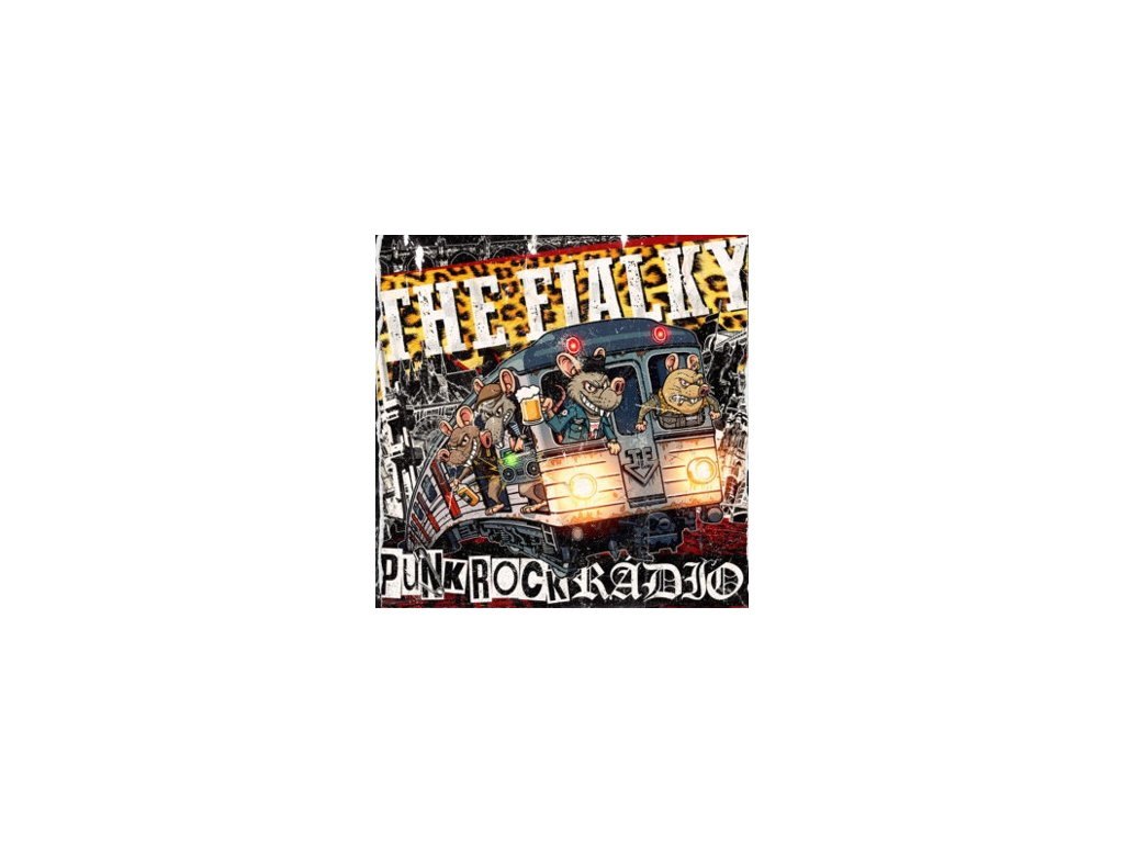 lp the fialky punk rock radio original