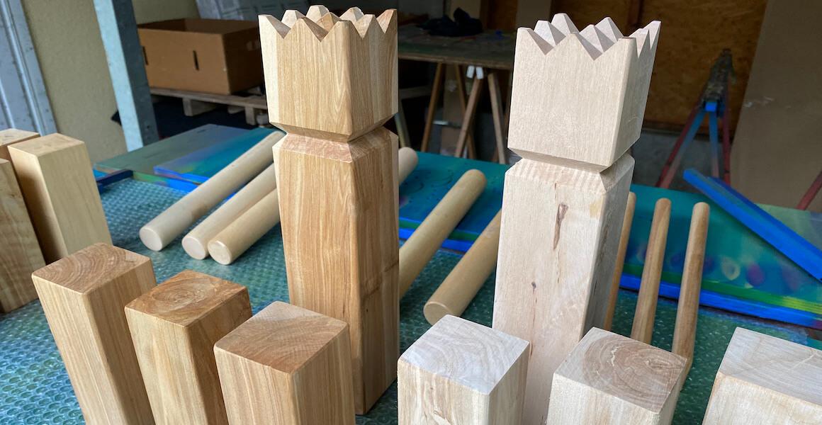 Lakování dřeva