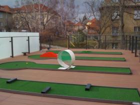 Minigolf Praha