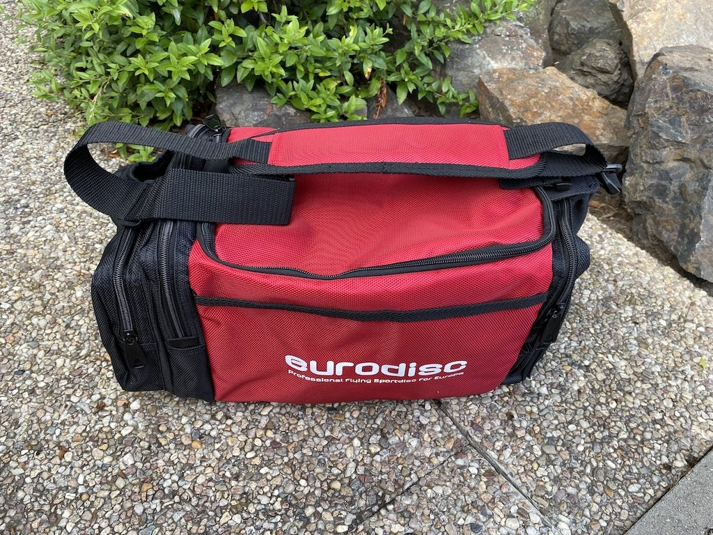 Discgolf bag