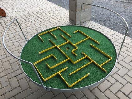 Garden-rondo - venkovní hra