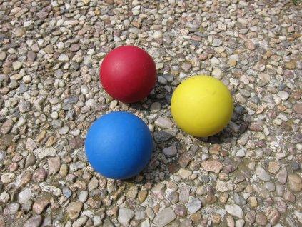 Minigolfový míček