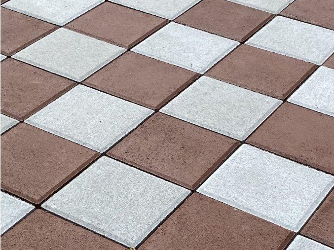 Hrací plocha - šachovnice