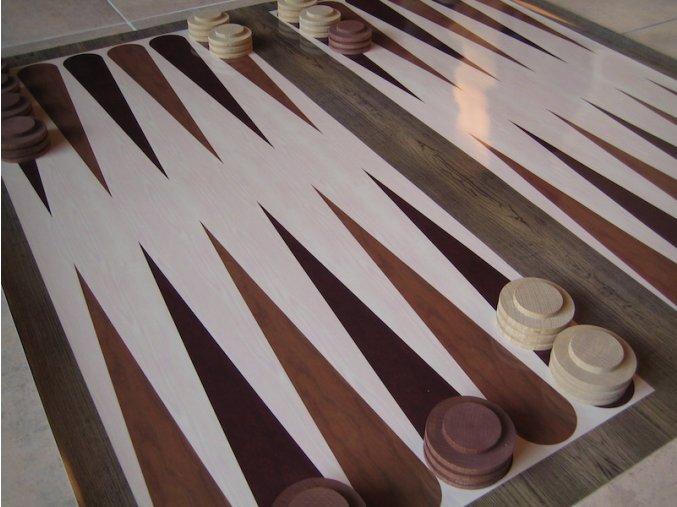 Vrhcáby - (dřevěné)