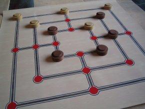 Hra Mlýn - (dřevěný)