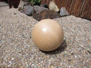 Dřevěná koule kuželky