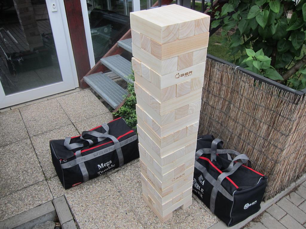 Mega Zahradní věž - (dřevěná)