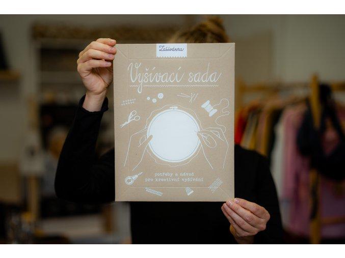 Geometrický jelen - sada