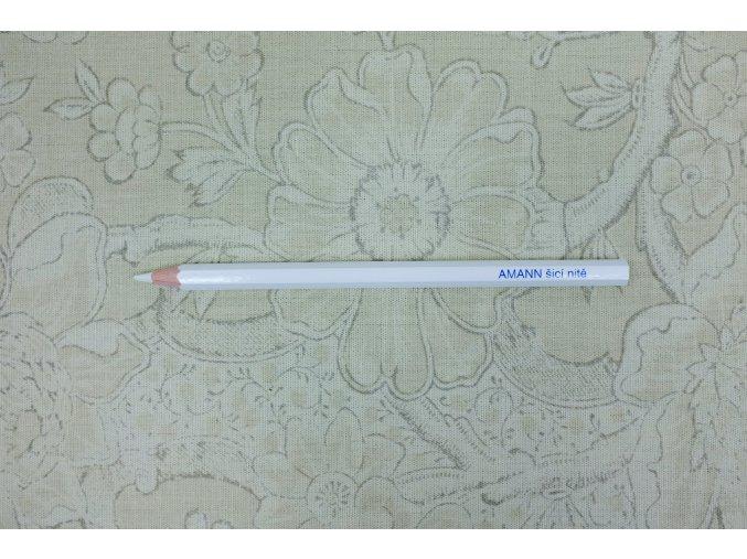 Bílá křídová tužka