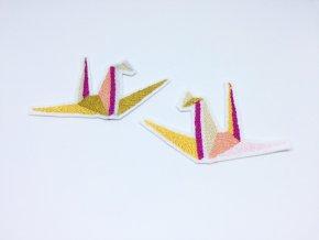 Origami jeřábi - sada