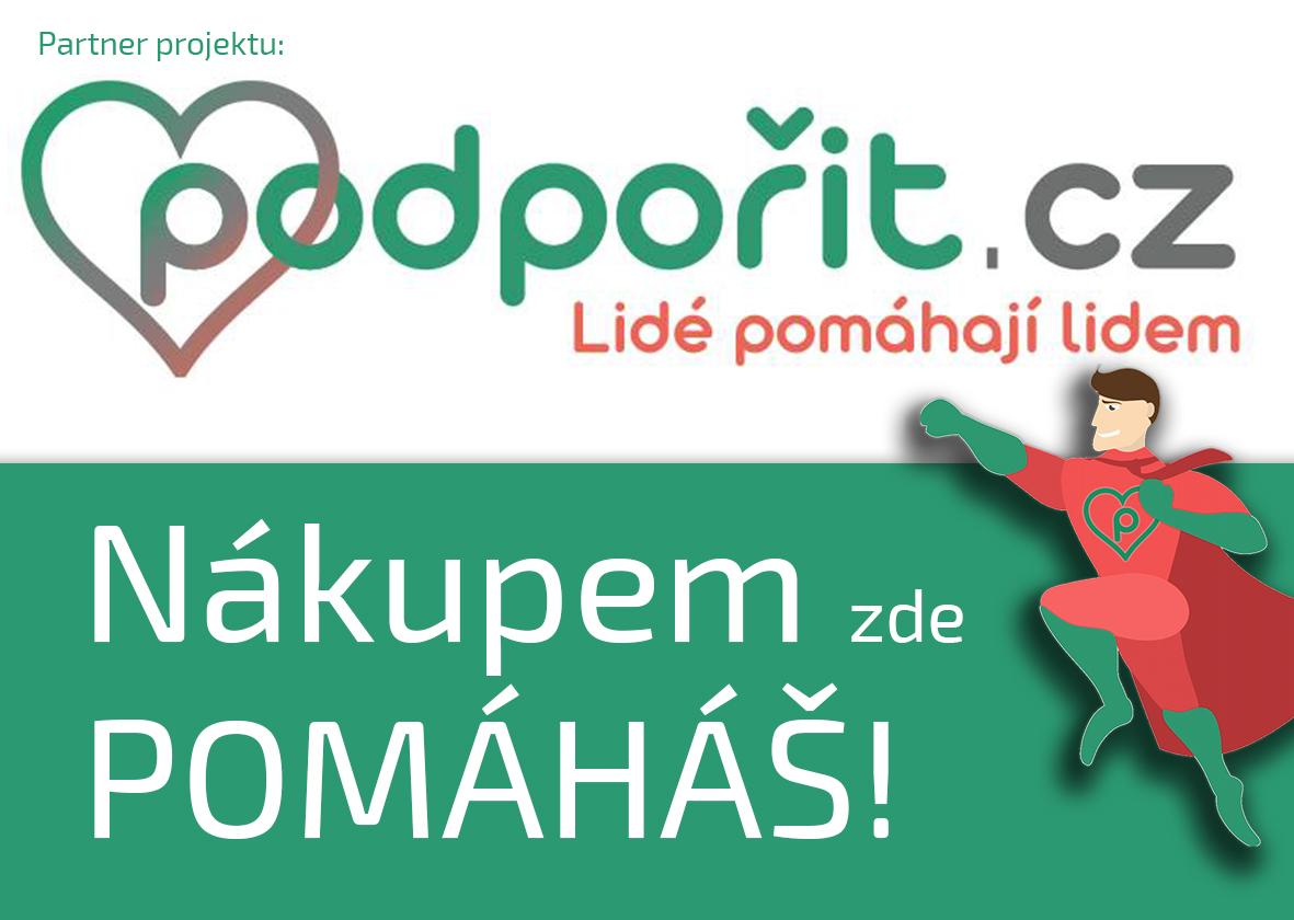 Podpořit.cz