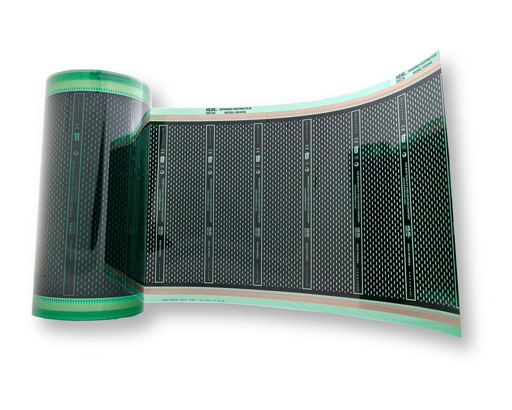 Nová generace topných fólií HeatDecor G