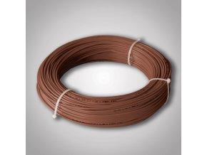 vodic dvouplast 2.5 brown