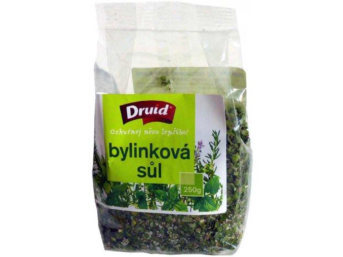 Sůl bylinková 250g Druid