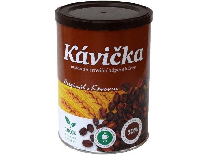 Kávička instantní cereální nápoj s kávou 130g