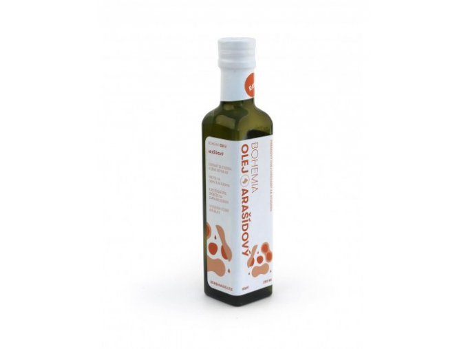 arasidovy olej bohemiaolej