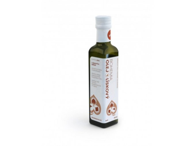 olej z liskovych orechu bohemiaolej