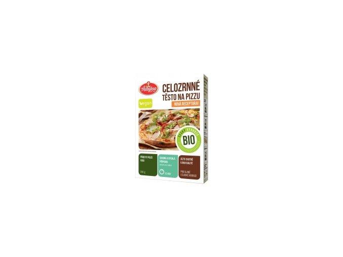 mid 149484581571 celozrnna pizza v prasku amylon bio 250g